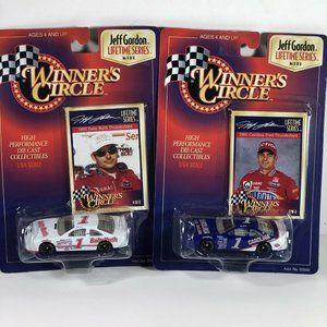 Winners Circle LIFETIME SERIES JEFF Gordon NASCAR